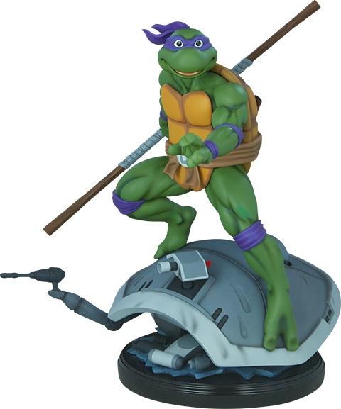 Donatello (tortues Ninja) : donatello, (tortues, ninja), Teenage, Mutant, Ninja, Turtles, Scale, Donatello, Collectibles, 2020), Tortuepédia