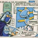 TMNT Aventures Mini-Series #2 4 Shredder Mouser Archie Comics Tortues Ninja Turtles TMNT-min