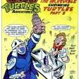 TMNT Adventures #4 Archie Comics 1 Shredder Baxter Stockman Tortues Ninja Turtles TMNT