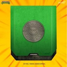 Blister Leonardo Super7 2020 Tortues Ninja Turtles TMNT_2