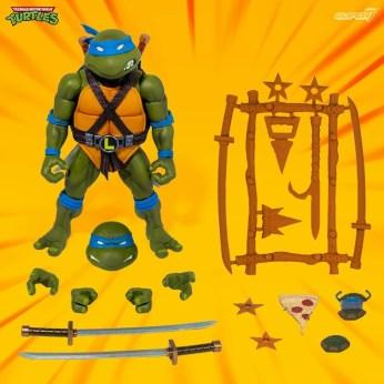 Figurine Leonardo Super7 2020 Tortues Ninja Turtles TMNT_1