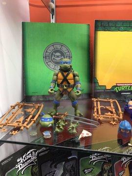 Figurine Ultimates Leonardo Super7 NYTF 2020 Tortues Ninja Turtles TMNT_1