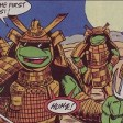 TMNT Special #10 Zen Million years to birth Archie Comics 3 Tortues samurai Tortues Ninja Turtles TMNT
