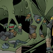 TMNT #108 IDW Comics 2 Leonardo Raphael Michelangelo Jennika Donatello Tortues Ninja Turtles TMNT