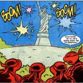 TMNT Adventures #5 Archie Comics 10 Feux d'artifices Tortues Ninja Turtles TMNT