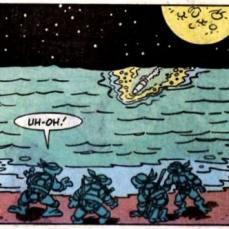 TMNT Adventures #5 Archie Comics 5 Torpille Tortues Ninja Turtles TMNT