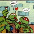 TMNT Adventures #8 Archie Comics 9 Tortues Splinter Tortues Ninja Turtles TMNT