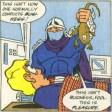TMNT Adventures #9 Archie Comics 7 Shredder Chameleon Tortues Ninja Turtles TMNT