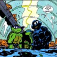 TMNT Adventures #10 Archie Comics 10 Donatello Raphael rats Tortues Ninja Turtles TMNT