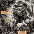 The last ronin #2 IDW Comic 21 Michelangelo Tortues Ninja Turtles TMNT