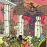TMNT Adventures #12 Archie Comics 10 Trap Wingnut Screwloose Leatherhead Malignoids Tortues Ninja Turtles TMNT