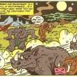 TMNT Adventures #13 Archie Comics 10 Bebop Rocksteady Tortues Ninja Turtles TMNT