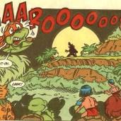 TMNT Adventures #15 Archie Comics 5 Jagwar Dreadmon Tortues Ninja Turtles TMNT
