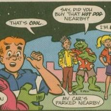 TMNT Meet Archie Comics 3 Archie Betty Tortues Ninja Turtles TMNT