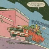 TMNT Meet Archie Comics 4 Archie Betty Tortues Ninja Turtles TMNT