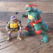 Figurine GodziRaph Toxic Panda Tortues Ninja Turtles TMNT_3