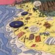 TMNT Adventures #16 Archie Comics 2 Plage Jagwar Tortues Ninja Turtles TMNT