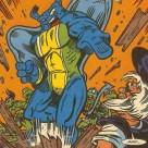 TMNT Adventures #17 Archie Comics 8 Man Ray Cap'n Mossback Tortues Ninja Turtles TMNT