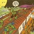 TMNT Adventures #18 Archie Comics 1 Train April Tortues Ninja Turtles TMNT