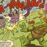 TMNT Adventures #18 Archie Comics 10 Michaelangelo Foot super soldier Tortues Ninja Turtles TMNT