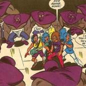 TMNT Adventures #18 Archie Comics 4 Mondo Foot Soldier Tortues Ninja Turtles TMNT