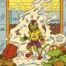 TMNT Adventures #18 Archie Comics 7 Mondo Gecko Michaelangelo April Tortues Ninja Turtles TMNT