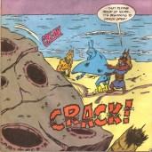 TMNT Adventures #19 Archie Comics 5 Man Ray Jagwar Dreadmon Tortues Ninja Turtles TMNT