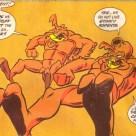 TMNT Adventures #19 Archie Comics 7 Scul Bean Tortues Ninja Turtles TMNT