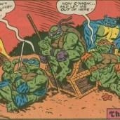 TMNT Meet Archie Comics 2 Red sails in the sunset 10 Tortues Man Ray April Tortues Ninja Turtles TMNT