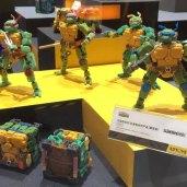 Figurines Boxturtles TMNT Megabox Tortues Ninja Turtles TMNT_1