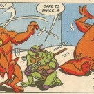 TMNT Adventures Mini Series Mighty Mutanimals #1 Archie Comics 7 Scul Bean Donatello Tortues Ninja Turtles TMNT