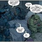 The last ronin #3 IDW Comic 5 Leonardo Raphael Donatello Michelangelo Tortues Ninja Turtles TMNT