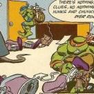 TMNT Adventures #22 Archie Comics 1 Splinter Michaelangelo Leonardo Foot super soldiers Tortues Ninja Turtles TMNT