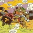 TMNT Adventures #23 Archie Comics 4 Krang Slash Tortues Ninja Turtles TMNT