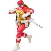 Figurine Raphael Lightning Power Rangers collection Hasbro 2021 Tortues Ninja Turtles TMNT_2