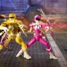 Figurines April Michelangelo Lightning Power Rangers collection Hasbro 2021 Tortues Ninja Turtles TMNT_2