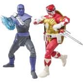 Figurines Tommy Raphael Lightning Power Rangers collection Hasbro 2021 Tortues Ninja Turtles TMNT_2