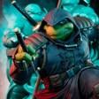 Statuette Premium The Last ronin PCS 2022 Tortues Ninja Turtles TMNT_4