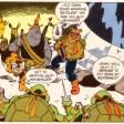 TMNT Adventures #25 Archie Comics 10 Bebop Rocksteady Tortues Ninja Turtles TMNT