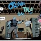 TMNT #120 IDW Comics 4 Man Ray Old Hob Tortues Ninja Turtles TMNT