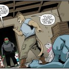 TMNT #120 IDW Comics 7 Raphael Old Hob Lita Zanna Mushroom Zink Man Ray Tortues Ninja Turtles TMNT