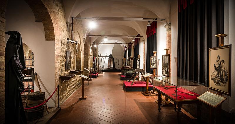 Volterra  Museo delle Torture