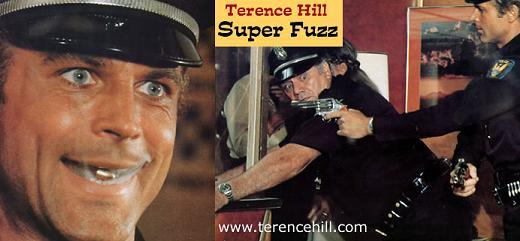 Super Fuzz Terence Hill