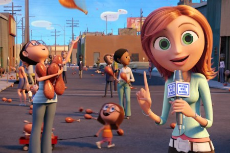 Sam Sparks Cloudy With a Chance of Meatballs