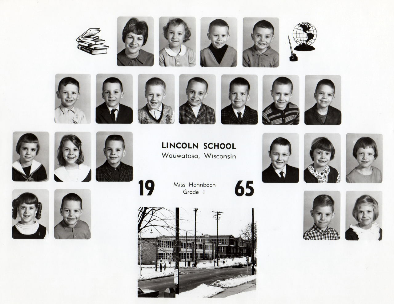 Lincoln Grade School Pictures