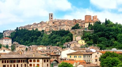 Colle di Val d39Elsa A Tuscan town still undiscovered by