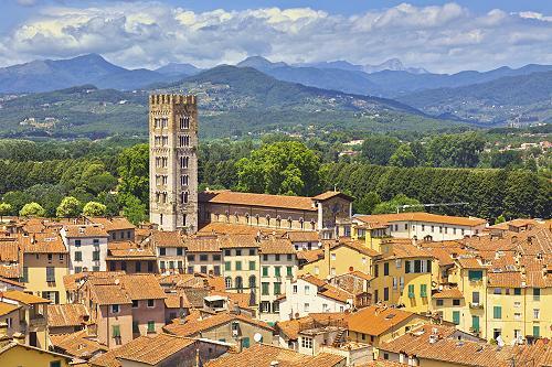 Pisa und Lucca  Toscana Guide