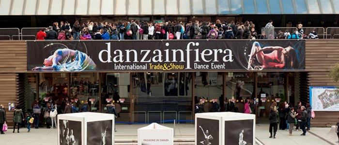 23/02 – 26/02: Danza in Fiera