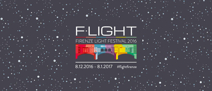 08/12 – 07/01: Firenze Light Festival