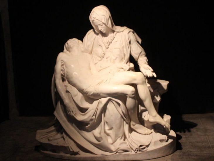 Foto Pietaà Michelangelo Torano2018